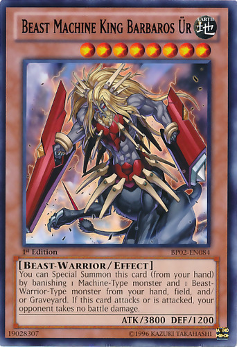 yugioh machine king