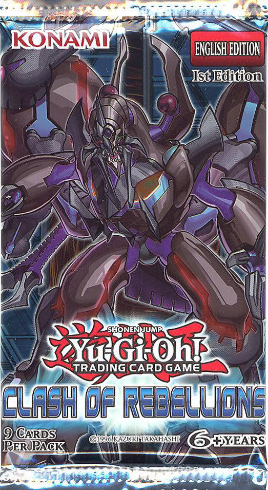 42b880377 Clash of Rebellions   UK YuGiOh Card Prices