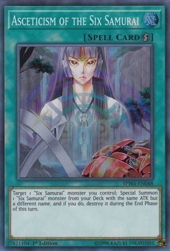 The Six Different Types Of Obesity: Legendary Shadow Of The Six Samurai Effect Revealed : Yugioh