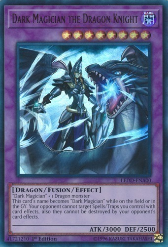 Dark Magician The Dragon Knight Yugioh Card Prices
