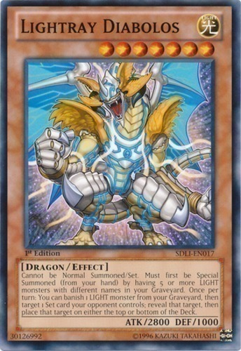Lightray diabolos yugioh top decks javascript required aloadofball Image collections