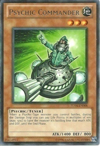 Psychic Commander : YuGiOh Card Prices