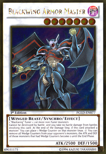 YU-GI-OH BLACKWING ARMOR MASTER ULTIMATE RARE UNLIMITED EDITION CRMS-EN041