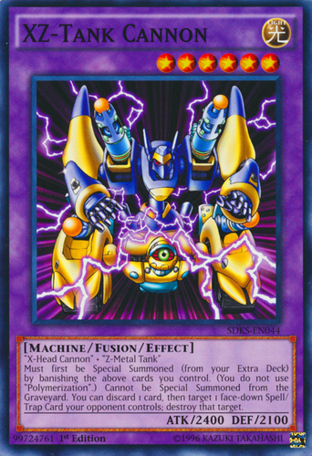 MFC MFC-053 tcg Super Rare Unlimited Magician/'s Force 1X NM XZ-Tank Cannon