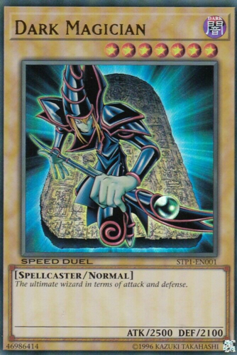 * RARE Green dl15 it001 YUGIOH ANDYCARDS Skilled Dark Magician Skilled Magician Black