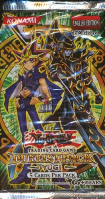 Insane! Yugioh duelist pack kaiba 1st edition booster box opening.